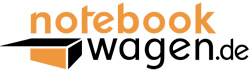 Notebookwagen Logo